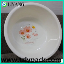 Iml for Plastic Washbasin, with Laser