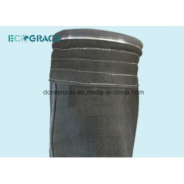 PTFE Membrane Fiberglass Filter Media for Industrial Filtration