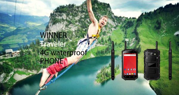 Traveler 4G waterproof  PHONE