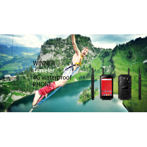 Traveler 4G impermeable PHONE