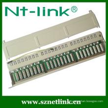 Интернет-Телеком Белый STP Cat6 24-патч-панель