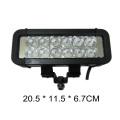 CE & ROHS 36W DC10-30V lampe de travail auto led, 3 ans de garantie