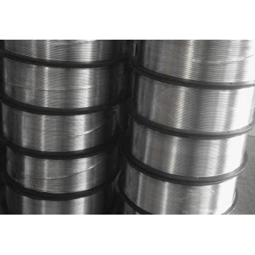 Alambre de pulverización térmica con núcleo de polvo de carburo de tungsteno