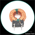 Inductance de filtrage à haute fréquence de filtrage de fil de cuivre de T8X4X3 0.4mm bobine 1uh de fabricant de la Chine pour l'affichage de couleur