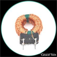 Inductance de puissance de bobine de bobine de coupure de filtre toroïdal à haute intensité faite sur commande