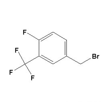 Brometo de 4-fluoro-3- (trifluorometil) benzilo Nº CAS 184970-26-1