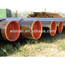 труба ASTM a53/труба углерода a106 10 дюймов углерода стальной трубы план-графика 40