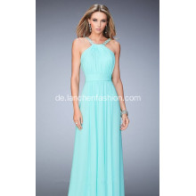 Prom Brautjungfer Cocktail Chiffon Abendkleid