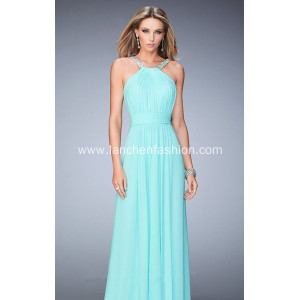 Evening Prom Bridesmaid Cocktail Chiffon Dress