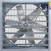 Sistema de ventilación de ventilador de granja avícola