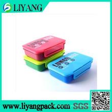 Película de transferencia de calor para fiambreras de tres colores