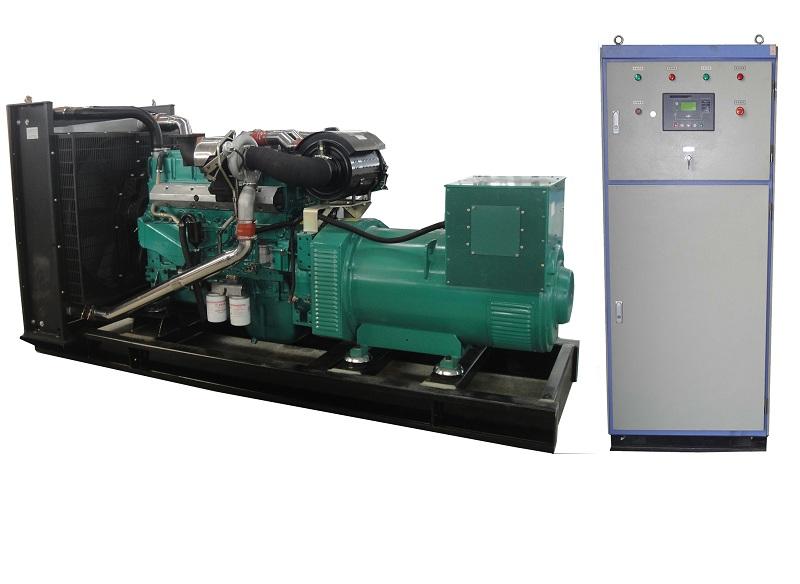 450KVA Yuchai diesel generator