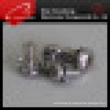 Parafuso da combinação da arruela da porca do parafuso do zinco do aço carbono de alta qualidade