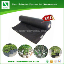 Potted Landscape Protect Black PP Nonwovens