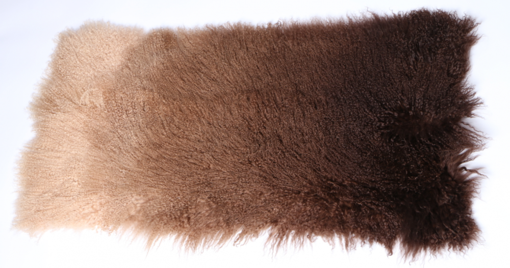 Tibetan Sheep Skin Deken