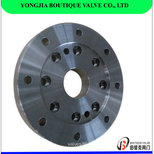 A182 F304 Connection Plate for Ball Valve