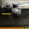 Curvadora circular curvada arco de acero durable de la barra de la calidad
