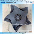 Lost Wax Casting/Investment Casting Durco Pump Impeller