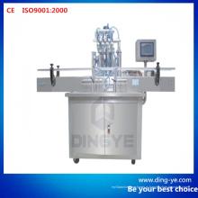Автоматическая линейная машина для наполнения жидкостью (серия Zy)