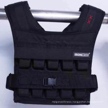 Adjustable Fitness Training16kg/18kg/20kg/30kg With Iron Plate Weight vest