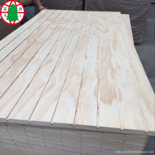 hot sale cheap pine veneer T&G plywood