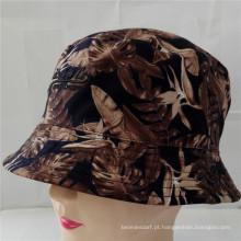 Promocionais Pesca Bucket Sun Cap Hat (LB15101)