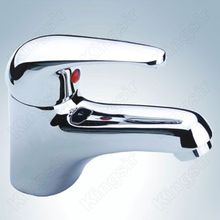 Torneira de bronze Single Handle Bacia