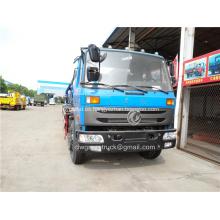 Dongfeng 8 CBM camión cisterna de succión de aguas residuales