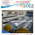 Máquina de fabricação de filme estirado LLDPE