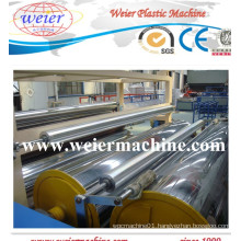 LLDPE Cast Stretch Film Manufacturing Machine
