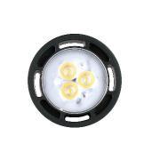 Retrofit plastic 12v led spotlight mr16 base