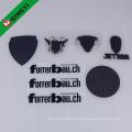 Qingyi high quality heat transfer sticker for dark t-shirt