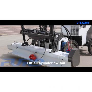 Hydraulic Concrete Laser Screed Machine (FJZP-220)