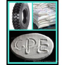 CPE135B - Aditivo para processamento de pneus de borracha