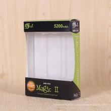 Роскошный дизайн напечатанный упаковывая изготовленный на заказ Логос