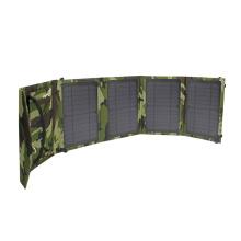 Chargeur de téléphone solaire 14W flexible