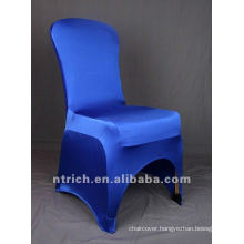 Royal blue colour,lycra chair cover CTS702,fancy and fantastic,cheap price but high quality