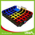 Kids Colorful Indoor Cheap Trampolines Priser