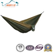 100% Nylon Outdoor Hammock Usado Camping