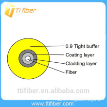 0.9mm Tight Buffer fibra para patch cord / pigtail