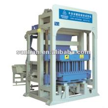 QT4-25 Máquina de fazer tijolos