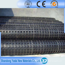 Plastic Polypropylene PP Uniaxial Biaxial Triaxial Geogrids for Road Construction