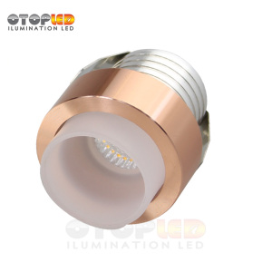 Aluminum high quality led spot light 3W