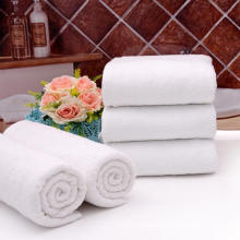 Luxury Hotel & Spa 100% Cotton White Bath Towel