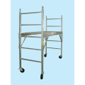 Aluminum Scaffold with Wheels Movable