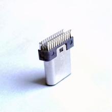 Conector macho USB 3.1 tipo C para unidad flash USB SSD tipo C