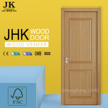 JHK Engineered Sapele Veneer 2 لوح MDF باب خارجي