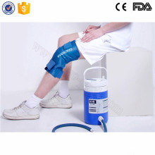 2017 Trending Products Knee Cryo Cooler for Joint Pain Relief