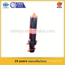 Quality assured piston type concrete pump hydraulic cylinder for sale