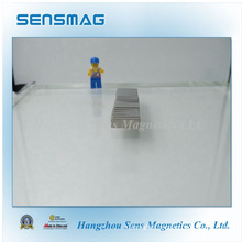 N35~N55 Permanent NdFeB Bar Neodymium Magnet for Brushless, Generator, Motor